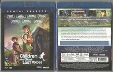 Children Who Chase Lost Voices Sentai Selects (Blu-ray/DVD,2016,4Disc Set)