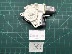 06-12 Citroen C6 Rear Right Window Motor 9661050180