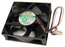 HP Magic 12v 0.54a 80x25mm 4-Wire Fan New MGT8012ZR-W25 Protechnic 4-Pin NEW Bul