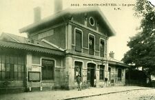 St. Maur Creteil, France La Gare