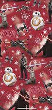 Star Wars Xmas Wrapping Paper 8 Meter