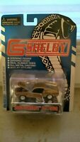1968 Shelby GT 500 goldbraun 1:64 von Shelby Collectibles