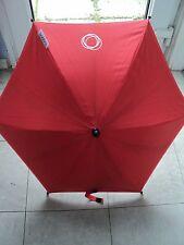 Orange Bugaboo parasol / umbrella with clip number 3