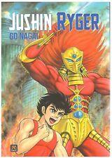 Go Nagai JUSHIN RYGER hikari edizioni
