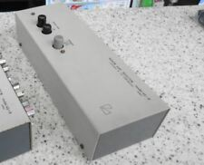 LUXMAN AS-9 Speaker Power Amplifier Selector USED JAPAN RCA cable input vintage