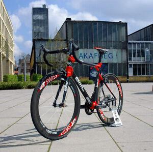 BMC IMPEC ltd. lightweight bike DURA-ACE 11s Gruppe EASTON SLX Gr.55 NEUw