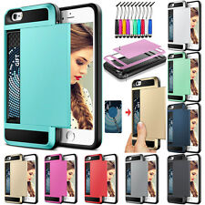 Classic Impact Resistant Heat Dissipation Shockproof Cover Bumper Card Slot Case