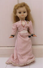 OLD VINTAGE DOLL BAMBOLA  ANNI '60 '70 MADE IN FRANCE CAPRICE ANTIQUE TOY