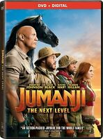Sony Pictures Home Entertainment Jumanji: The Next Level (DVD)