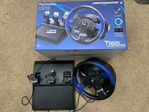 Thrustmaster T150 Pro Racing Wheel for PS4 PS3 and PC