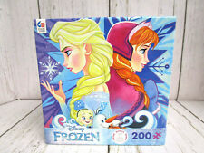 Disney Frozen Puzzle Kids 200 Piece by Ceaco Free Shipping-New Sealed