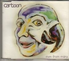 (AX593) Carton, Men From Mars - 1998 CD