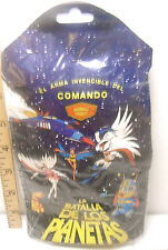 """Vintage 1970's Battle of the Planets 3"""" Figures Space Set of 4 Sealed Rare"""