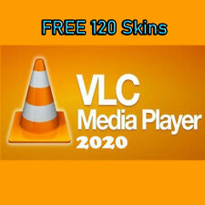 VLC Media Player 2020 SOFTWARE - Play Any Video / DVD / Music / Audio FREE Skins