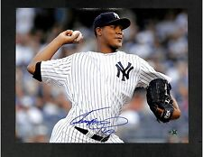 Ivan Nova signed auto autograph 11x14 photo Yankees MLB COA