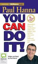 You Can Do It! by Paul Hanna (2013, CD, Unabridged)