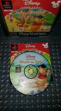 Disney Frühes Lernen mit Winnie Puuh  - PS1 / Playstation 1