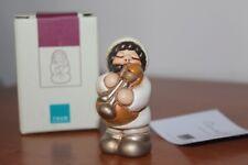 Thun, Presepe della famiglia, Zampognaro. Altezza 7 cm. Nuovo.