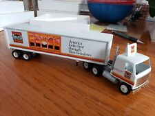 Winross Hurd Wood Windows Mack Ultraliner Tractor Trailer 1:64 Scale Die Cast 84