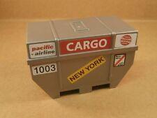 Playmobil Hafen Flughafen Cargo Box Container Baustelle #4501