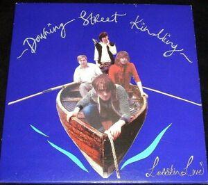 "Vinyl 7"" Single, DOWNING STREET KINDLING, Lallikin Love, 5051011507878 (2006)"