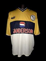 Sheffield Wednesday 1998-00 Away Vintage Football Shirt - Very Good Condition