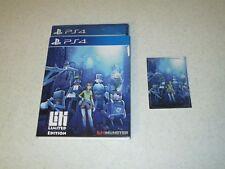 Lili Limited Edition Sony PlayStation 4 Limited Run #77 Sealed
