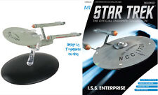 Star Trek ISS Enterprise NCC-1701 Mirror Universe #M1 by Eaglemoss with magazine