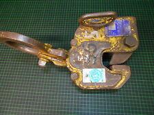 Blechklemme Blechgreifer Sidra Typ SL-L 25/30; 2500 kg; bis 30 mm