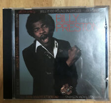 The Best Of Billy Preston US CD BMG Music Club Issue Out Of Print