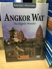 ANCIENT CIVILIZATIONS ANGKOR WAT THE EIGHTH WONDER RARE DVD BOOK NEW SEALED