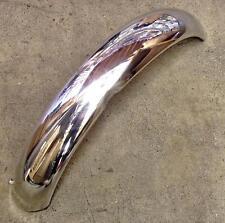 Aluminum front fender 1965 66 67 Triumph Bonneville TR6 T120 cut off edge