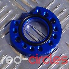 BLUE PIT BIKE CARBURETTOR ADJUSTABLE MANIFOLD SPINNER 50cc 110cc PITBIKE