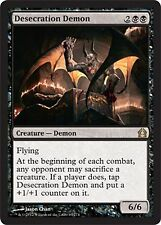 *MRM* ENG 4x démon de profanation / Desecration Demon MTG Return to ravnica