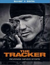 The Tracker Blu-ray 2019 Dolph Lundgren