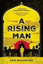 RISING MAN, A - Aber Mukherjee (Hardcover, 2016, Free Postage)