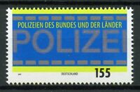 Germany 2019 MNH Police 1v Set Stamps