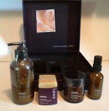 GROH Ergo Boost Starter Kit  Organic, Anti-Aging Kit Of 4 Product - RARE