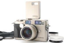 [Near MINT] Contax G2 Body + Planar 45mm F/2 Lens + TLA140 Flash From JAPAN