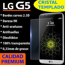 CRISTAL TEMPLADO PROTECTOR DE PANTALLA 0.3MM PARA LG G5 H850 VIDRIO 9H 2.5D