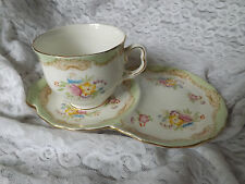 Royal Albert Crown China Floreale Tennis Set