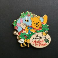 The Many Adventures of Winnie the Pooh - Pooh and Piglet - Disney Pin 85860