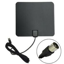 Thin Flat Indoor Antenna HD High TV Fox Scout HDTV VHF UHF DTV TV Scout TV Fox