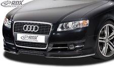 Audi A4 B7 - Front bumper spoiler
