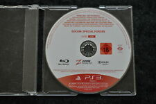 Socom Special Forces Promo Playstation 3 PS3