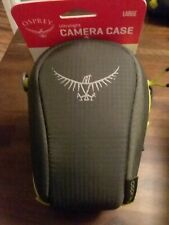 Osprey Ultralight Camera Case - Large (Shadow Grey) with Strap & Belt Attachment