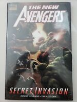 THE NEW AVENGERS HARDCOVER Vol 9 SECRET INVASION MARVEL PREMIERE ED. SEALED NEW
