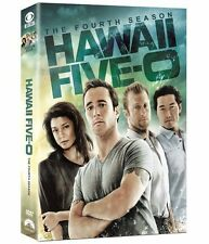 HAWAII FIVE-O - STAGIONE 04  6 DVD  COFANETTO  SERIE-TV