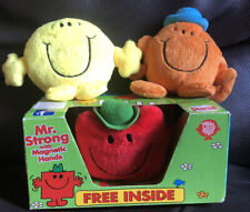 Persil Mr Men / Little Miss x 3  Mr Tickle, Mr Happy & Mr Strong( Boxed)