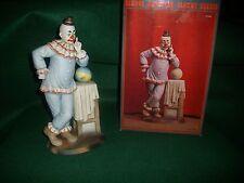 "Paul Jung - porcelain - 10 1/2"" tall - Circus World Museum Box Af"